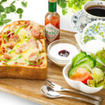 Pizza toast set