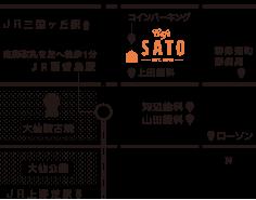 SATOのマップ